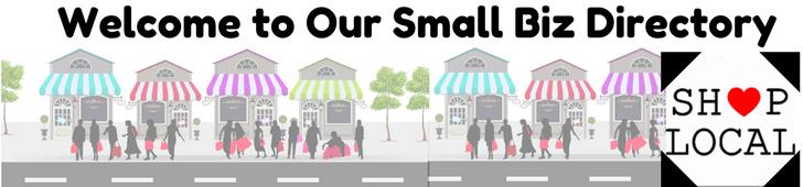 small biz directory banner